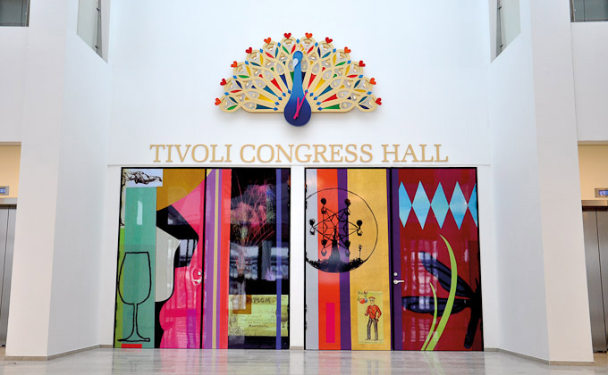 Tivoli Hotel Congress Hall