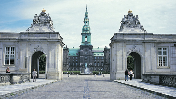 The Tower, Christiansborg Palace