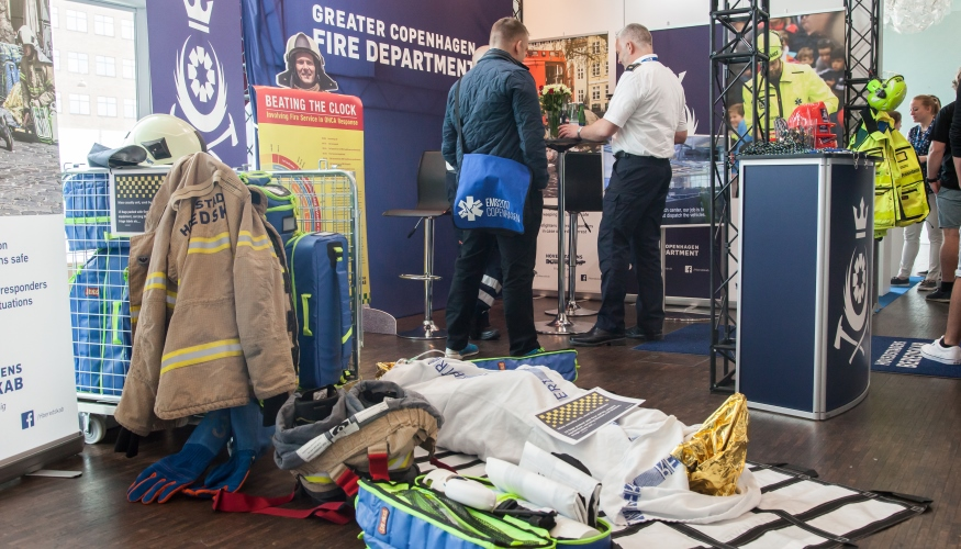 Become an EMS2018 sponsor & exhibitor