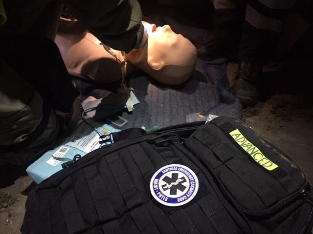 Tactical Emergency Casualty Care – A unique precourse